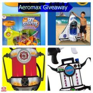Super Soaker Toy to keep kids cool this Summer #giveaway