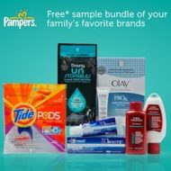 Free Samples from Pampers and Walmart #Pampersjoy