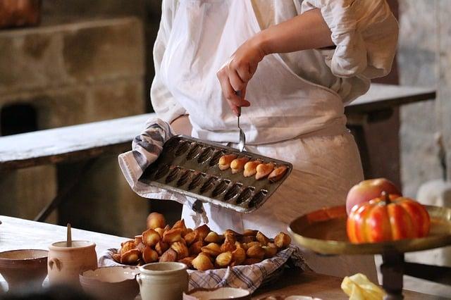 French Dessert Recipe Chocolate Madeleine