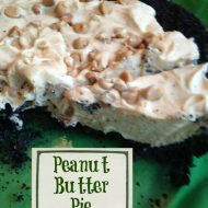 Amazing Peanut Butter Pie Recipe Cooking with Caitlin