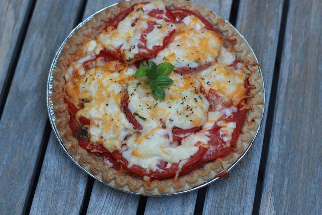 Southern Classic Tomato Pie Recipe