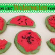 How to make super Easy Watermelon Cookie Recipe