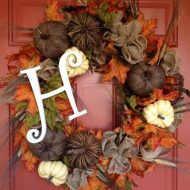15 Fabulous Fall Wreath Ideas To Make at Home