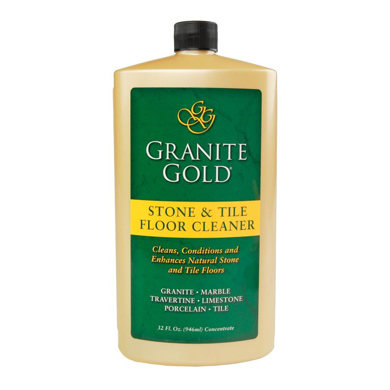How to Clean Granite & other natural stone with Granite ...