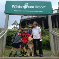 Where to getaway from Summer Heat- Wintergreen Resort