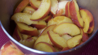 Peaches Peaches Peaches--Recipes and How to freeze them