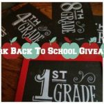 Back To School Memories and Giveaway #sponsored