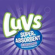 New Luvs Super Absorbent Diapers #TheClueIsInTheBlue #Sponsored