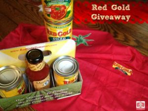 red gold giveaway