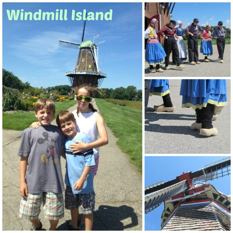 windmill Island Holland michigan