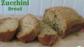 Amazing Zucchini Bread the Kids Can Make