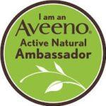 Aveeno Ambassador+Badge