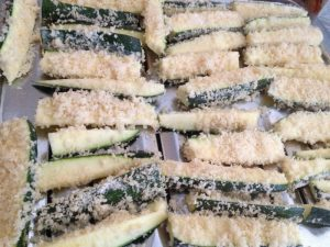 zucchini recipe baked sticks