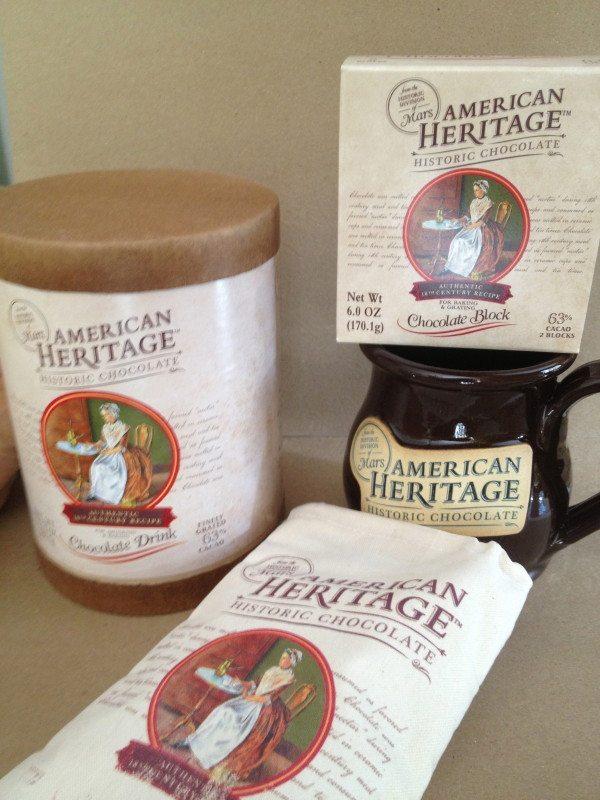 heritage chocolate