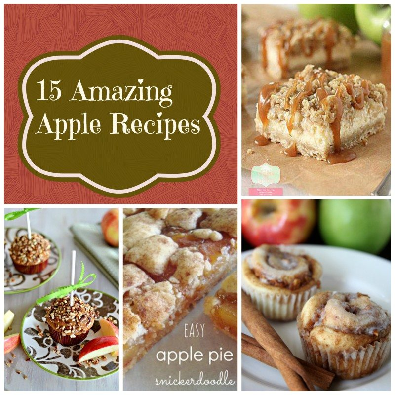 15 Easy Cooking Apple Recipes