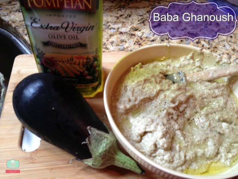 baba ghanoush recipe eggplant recipes