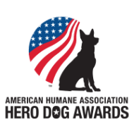Support the Hero Dog Awards and vote for your Canine Hero.