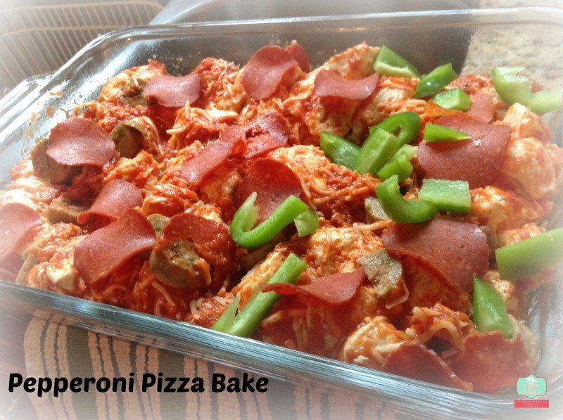 pepperoni dinner idea
