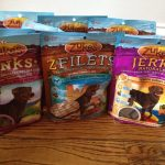 safe dog treats Zukes