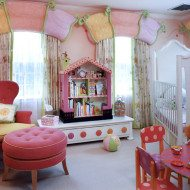 Kids Bedroom Ideas – from Alice's Wonderland to Captain of the Sea #FALLDECORATING