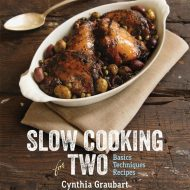 Slow Cooking for Two–Cook book review and recipes