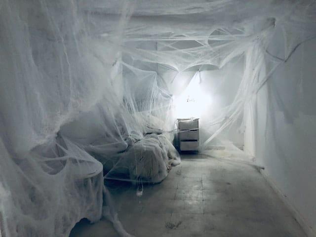 halloween bedroomn