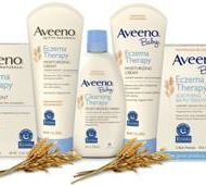 Aveeno Baby Product Giveaway  How to help Eczema