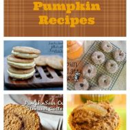 Pumpkin Pie Streusel Muffins and 15 Amazing Pumpkin recipes