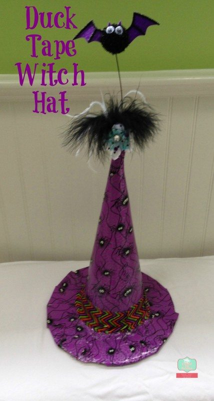 witch hat duck tape