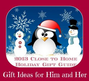 2013 holiday gift guide him and her