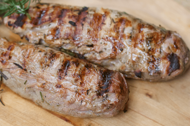Amazing Grilled Pork Tenderloin Recipe That Freezes Well Too!