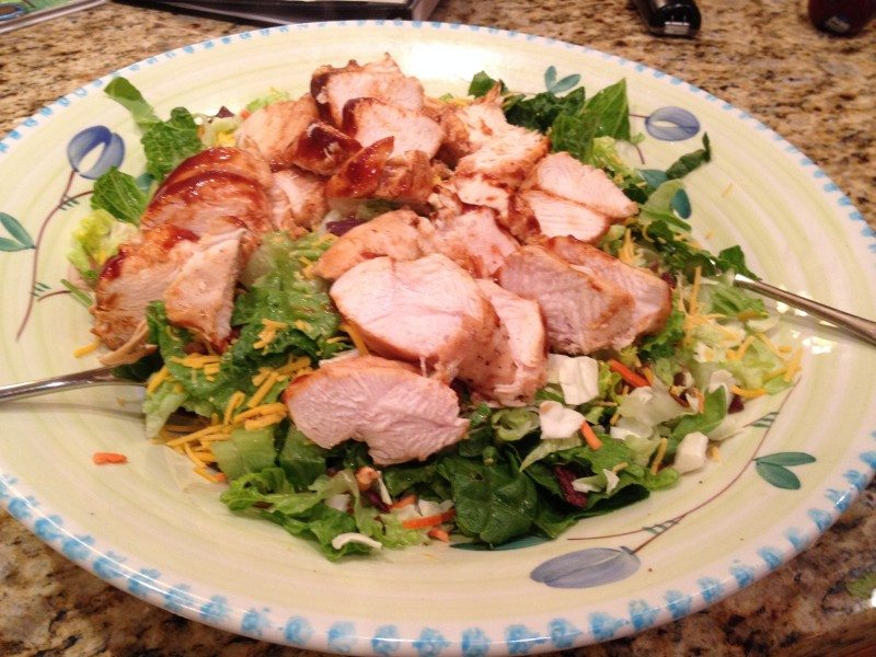 Semi Homemade Meals southwest salad