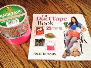 duck tape book