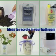 Care To Recycle Initiative & Johnson & Johnson #Giveaway