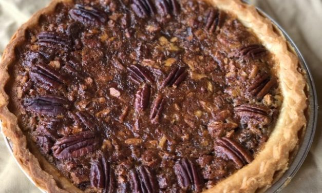 The Best Bourbon Chocolate Pecan Pie Recipe