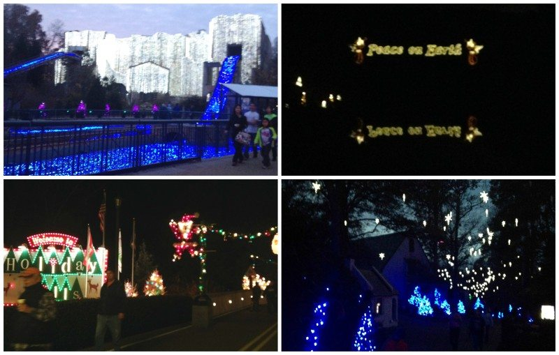 christmastown lights