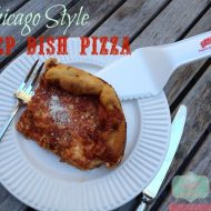 Making Chicago Style Deep Dish Pizza Recipe at Home