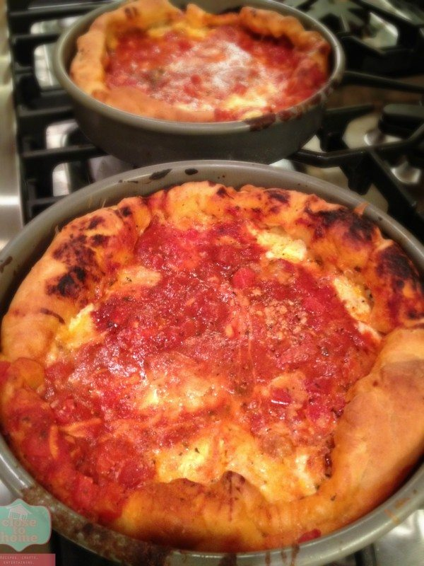 deep dish pizza recipe Making Chicago Style Deep Dish Pizza Recipe at Home
