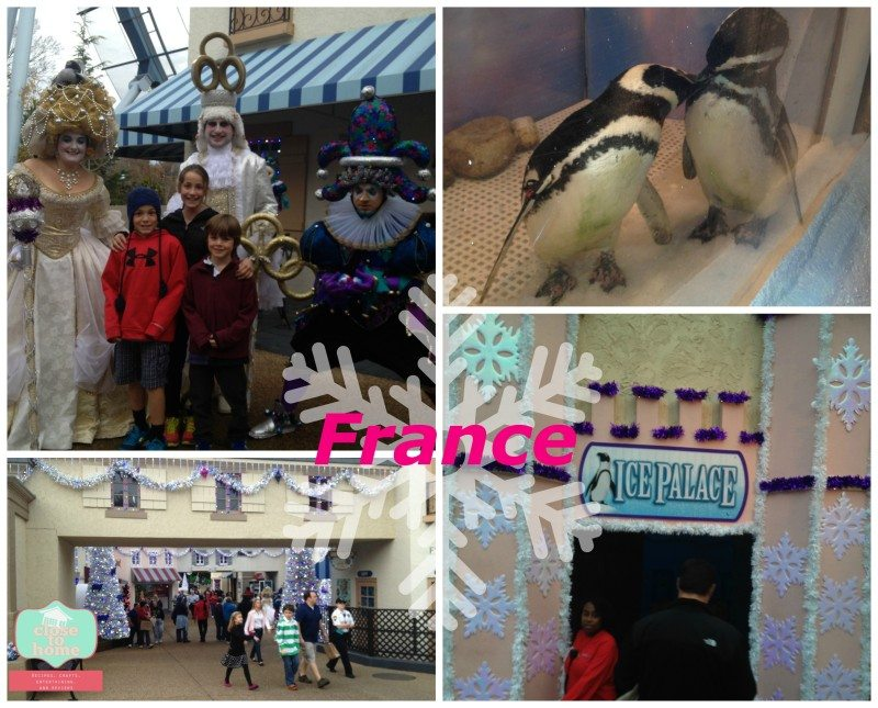 france chirstmastown Amazing Family Holiday Activities Near Richmond Virginia