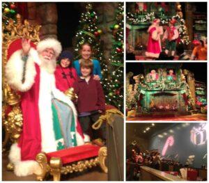 santa christmastown