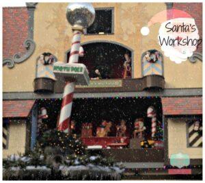 santa's workshop christmastown