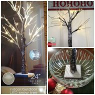 How to make Frosted Glass Candle Holders & other Holiday Decor