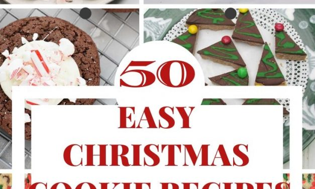 Amazing  Holiday Cookie Recipes Round Up