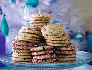 Christmas Funfetti Cookies