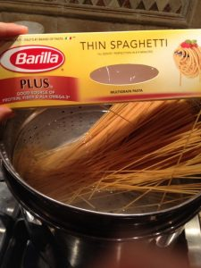 Barilla Better For you