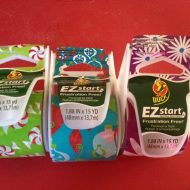 Spruce up your Holiday packages with EZ Start Printed Packaging Tape!