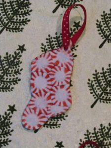 Christmas Crafts Using Peppermint Candy