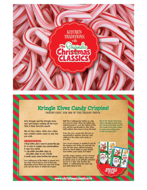 Kringle Elves Candy Crispies