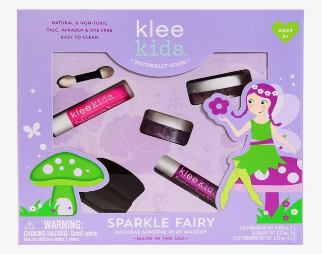 Safe makeup for Tweens  and Younger Girls