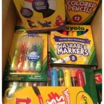 Easy Holiday Kids Crafts great for a classroom project @Crayola #giveaway